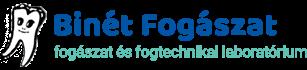 Binét fogászat Logo